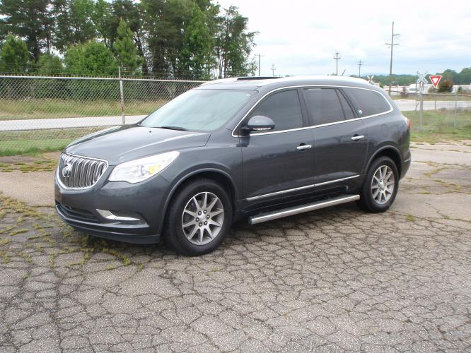 2014 Buick Enclave Leather Blue
